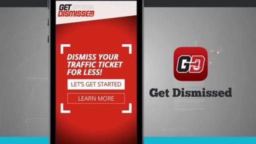 GetDismissed - Mobile App Demo, How To Use The App