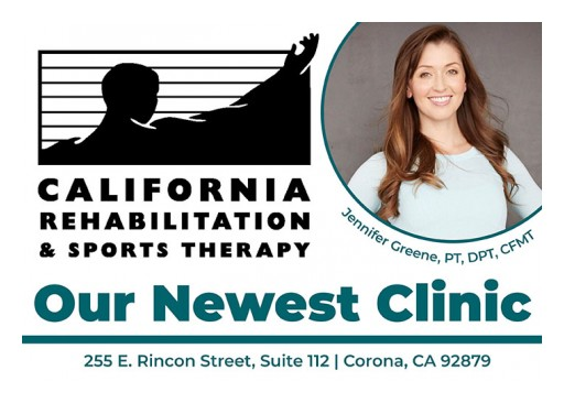 Physical Rehabilitation Network Opens a New Physical Therapy Clinic in Corona, California