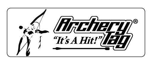 LH Archery Tag Logo