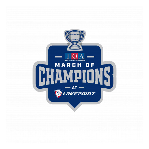 LakePoint Sports to Host IOA March of Champions March 26-28