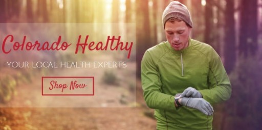 Colorado Healthy Gives Users Access to Tips and Deals on Natural Health and Fitness Products