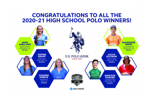 U.S. Polo Assn. and USA TODAY High School Sports Awards (HSSA) Announce Nation's Top Student Athletes in the Star-Studded Student Awards Program