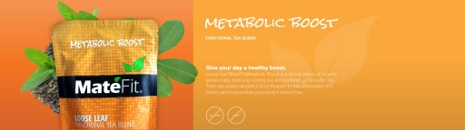 Amazon's Choice - Metabolic Boost Tea 40 Days (80 Tea Bags)