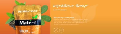 Amazon's Choice - Metabolic Boost Tea 40 Days (80 Tea Bags)