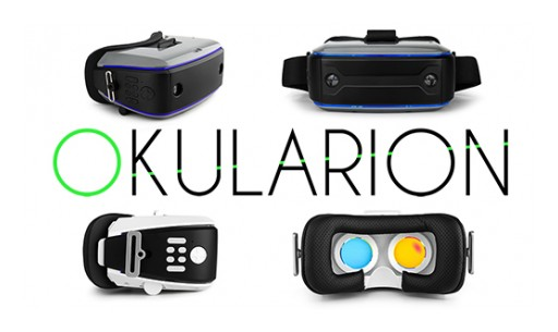 Okularion the First Wireless Mixed Reality Headset Available Now