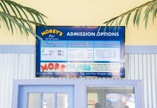 Mvix Digital Signage helps Morey's Piers Grows Sales and Marketing Reach