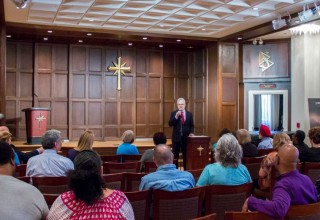 International Peace Day celebration at the Nashville Church of Scientology