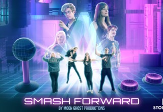 Official Smash Forward Poster