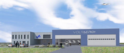 VoltAero Selects Rochefort Charente-Maritime Airport as the Final Assembly Line Location for Its Cassio Hybrid-Electric Aircraft
