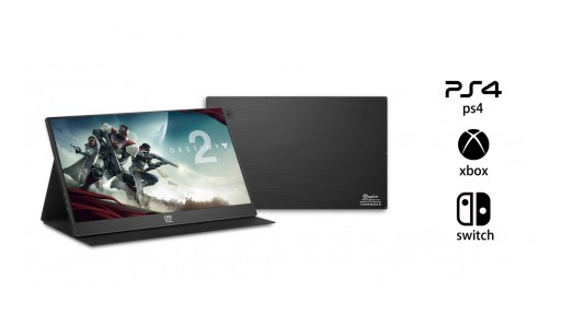 MageDok: The Professional On-the-Go Gaming Monitor Launches Indiegogo Campaign