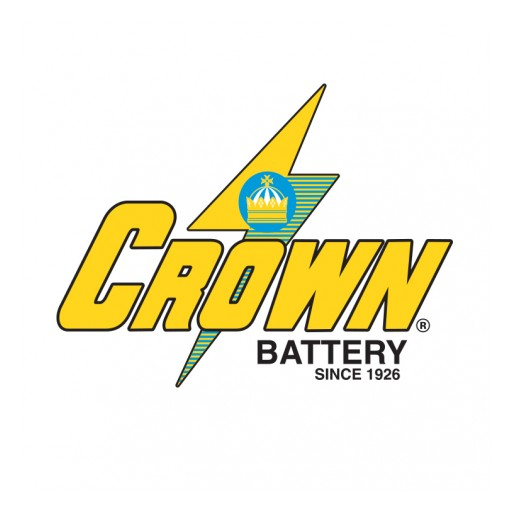 Crown Battery Moves Chicagoland Branch Distribution Center to New Location