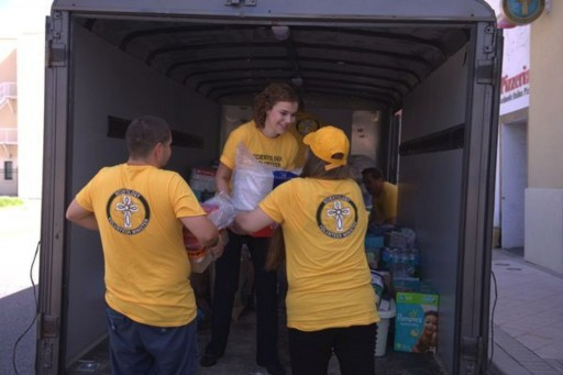 Scientology Volunteer Ministers of Florida Respond to Texas Floods
