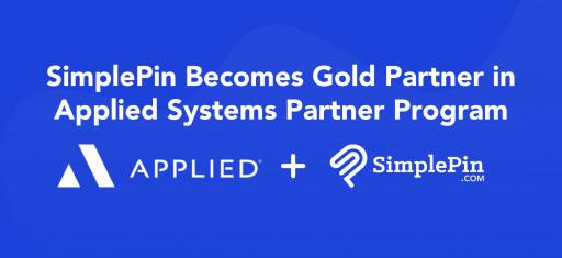 SimplePin Joins Applied Partner Program