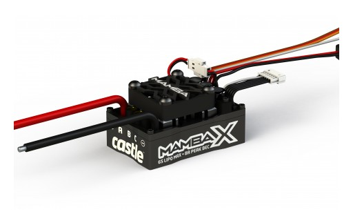Castle Creations Inc. Releases NEXT GENERATION PERFORMANCE ESC for R/C Surface Markets