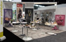 IHHS 2017 Elleffe Design North America Booth