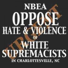 Oppose Hate & Violence of White Supremacists