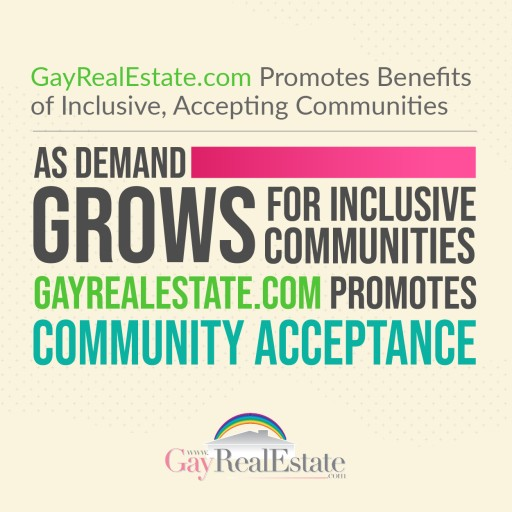 As Demand Grows for Inclusive Communities, Real Estate Service Promotes Community Acceptance