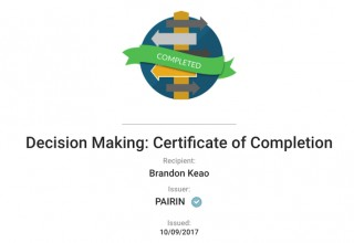 PAIRIN Curriculum with Credly Badging