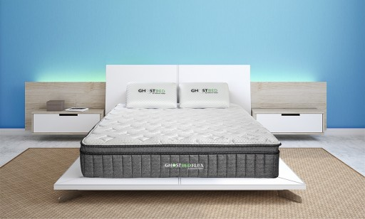 GhostBed Launches GhostBed Flex Hybrid Mattress for Out of This World Comfort