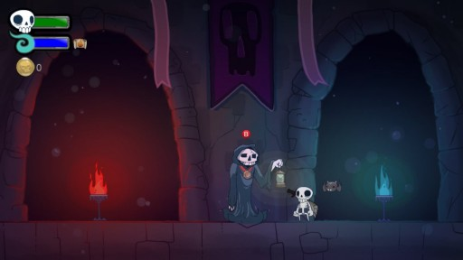 Ukuza Releases New Demo for Reverse Dungeon Crawler 'Skelattack'