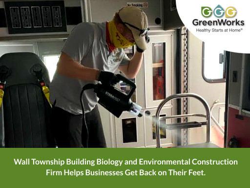 Wall Township Building Biology and Environmental Construction Firm Helps Businesses Get Back on Their Feet