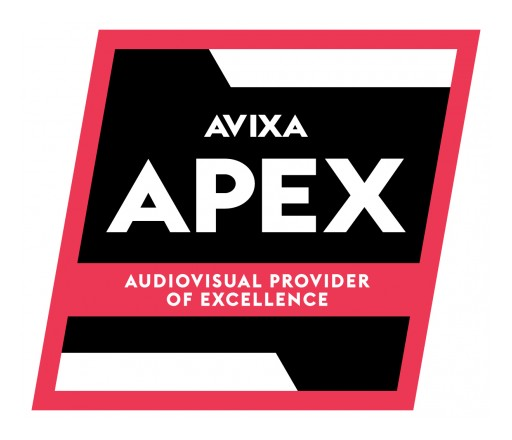 Bluewater Achieves  AVIXA AV Provider of Excellence Distinction
