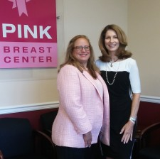 PINK Breast Center sponsors BW NICE