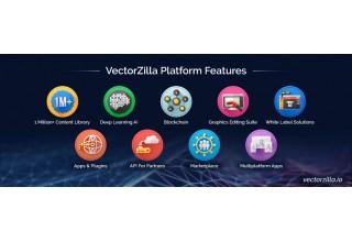 VectorZilla Platform Features
