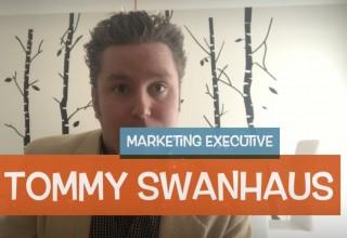 Tommy Swanhaus Marketing Executive & Keynoter