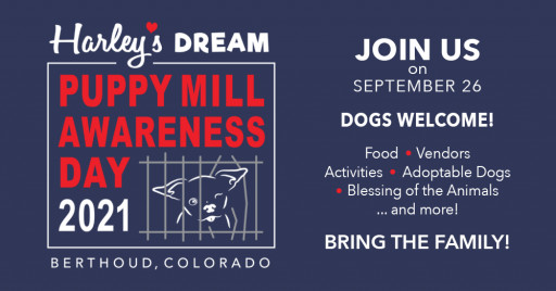 Puppy Mill Awareness Day - Festival in Berthoud, CO - Thousands Expected to Attend