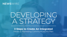 Developing a Strategy: 3 Steps to Create an Integrated Media & Marketing Comm Plan