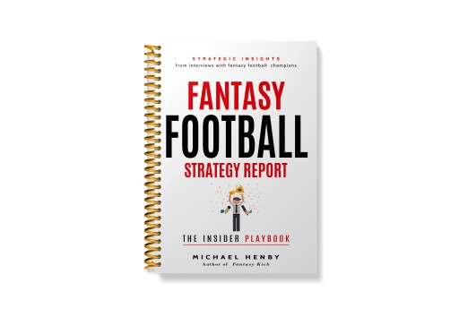Author Seeks to Interview Fantasy Football Players for Report That Promises to Be a Game-Changer