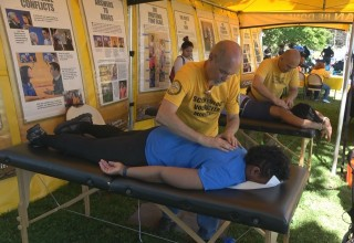Volunteer Ministers provide Scientology assists