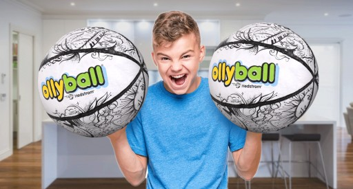 Ollyball Selected as 2019 Toy of the Year Awards Finalist
