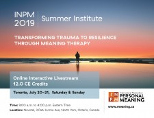 INPM Summer Institute on Trauma and Resilience