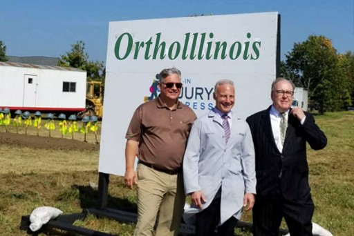 Physician Practice 'OrthoIllinois' to Open an Orthopedic Center of Excellence Serving Far Suburban Residents With New Specialty Clinic