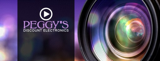 Find Discounted Cameras, Audio, Computers, and More on Peggys Discount Electronics