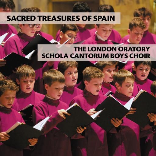 De Montfort Music Announces Second Album From LONDON ORATORY SCHOLA CANTORUM BOYS CHOIR