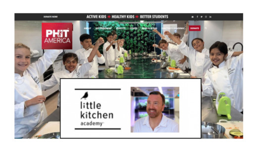 Little Kitchen Academy CEO, Co-Founder Joins PHIT America Board