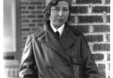 Ellen Church, registered nurse and licensed pilot