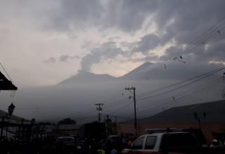 The Fuego Volcano