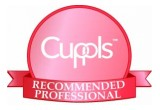 Cuppls Recommended Professional Badge