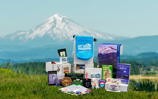 Oregon's Mt. Hood Territory Installs Themed Vending Machine Filled With Local Products