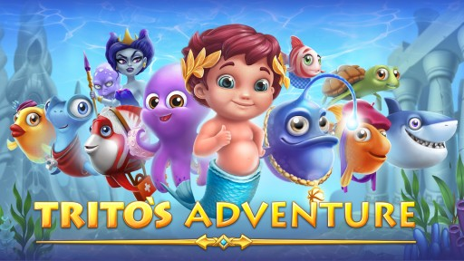 'Seascapes: Trito's Match 3 Adventure' is Heading for Worldwide Launch on Both the App Store and Google Play Store on March 6, 2018