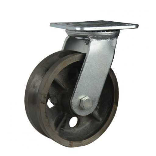 Cast Iron Casters Stand the Test of Time - YTCASTER