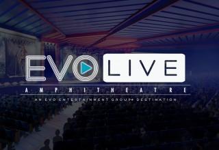 EVO Live Amphitheatre Logo