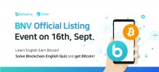 BeNative BNV Official Listing at Dcoin Exchange