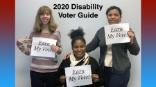 2020 Disability Voter Guide
