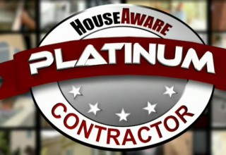 HouseAware Platinum Contractor