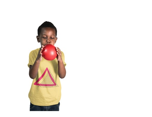 WobblyTots, LLC Designs and Sells Organic, Unisex Fair Trade Kids Tee-Shirts with a Minimalist Design